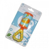 LITTLE GIANT Chime Rattle [LG-1394] - Orange (Merchant) - Rattle