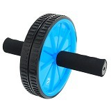 LIVEUP SPORTS Sports Exercise Wheel [3160A] -Blue - Other Exercise