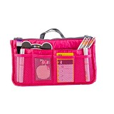 LN SHOP Bag In Bag - Dark Pink - Travel Bag