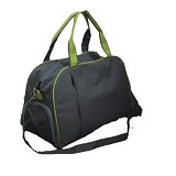 LN SHOP Sport Bag - Grey - Travel Bag