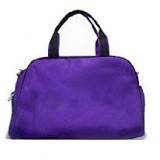 LN SHOP Sport Bag - Purple - Travel Bag