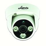 LOEWIX Camera CCTV CCD [LX-202-CCD] - White - CCTV Camera