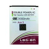 LOG ON Samsung Galaxy Ace 3/S7270 Battery [LOGBATTSAM-ACE3-S7270] - Handphone Battery
