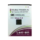 LOG ON Samsung Galaxy Mega 5.8/I9152 Battery [LOGBATTSAM-MEGA58]