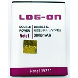 LOG ON Samsung Note 1/I9220 Battery [LOGBATTSAM-NOTE1-i9220]