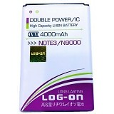 LOG ON Samsung Note 3/N9000 Battery [LOGBATTSAM-NOTE3-N9000]