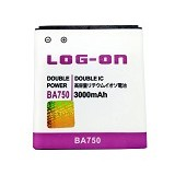 LOG ON Sony BA 750 For Sony Ericsson Anzu/Xperia Arc Battery [LOGBATTSON-BA750] - Handphone Battery