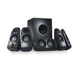 LOGITECH 5.1 Speaker Z506 [980-000462] - Speaker Computer Performance 5.1