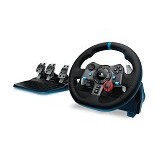 LOGITECH Driving Force Racing Wheel G29 [941-000139] - Gaming Wheel
