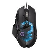 LOGITECH G502 Proteus Spectrum Gaming Mouse [910-004633] (Merchant) - Gaming Mouse