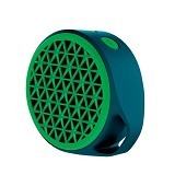 LOGITECH Mobile Wireless Speaker [X50] - Green (Merchant) - Speaker Bluetooth & Wireless
