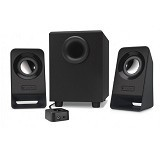 LOGITECH Multimedia Speakers [Z213] - Black (Merchant) - Speaker Computer Basic 2.1