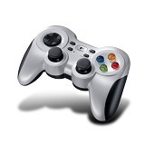 LOGITECH Wireless Gamepad F710 (Merchant) - Gaming Pad / Joypad