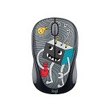 LOGITECH Wireless Mouse M238 Doodle Collection [910-005057] - Lightbulb