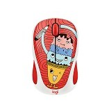 LOGITECH Wireless Mouse M238 Doodle Collection [910-005059] - Triple Scoop