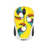LOGITECH Wireless Mouse M238 Party Collection [910-004725] - Toucan - Mouse Basic