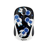 LOGITECH Wireless Mouse M238 Party Collection [910-004728] - Spaceman