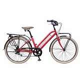 LONDON TAXI CRB L 26 Inch - Red (Merchant) - Sepeda Kota / City Bike