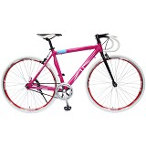 LONDON TAXI LDT Road 700A - Pink - Sepeda Balap / Racing Bike