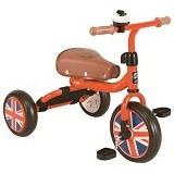 LONDON TAXI Trike - Red (Merchant) - Sepeda Anak
