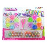 LOOM BANDS Rainbow Loom Kit Komplit (Merchant) - Beauty and Fashion Toys