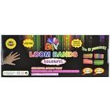 LOOM BANDS Rainbow Loom Starter Kit Box Hitam (Merchant) - Beauty and Fashion Toys