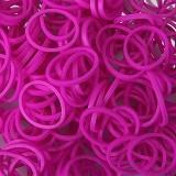 LOOM BANDS Rainbow Loom Wangi - Purple (Merchant) - Beauty and Fashion Toys