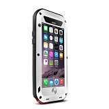 "LOVE MEI Lunatik Powerful Case For Apple iPhone 6/6S 4,7"" - White - Casing Handphone / Case"
