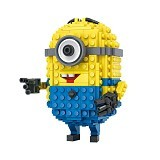 LOZ Blocks Stuart Minion [1201] (Merchant) - Building Set Movie
