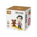 LOZ Gift Large Mr Bean [9507]