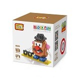 LOZ Gift Large Mr Potato Head [9505] - Building Set Movie
