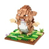 LOZ Gift XL David The Legend of Zelda [9623] - Building Set Animal / Nature