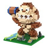 LOZ Gift XL Donkey Kong [9619] - Building Set Animal / Nature