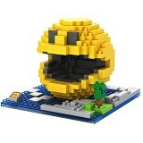 LOZ Gift XL Pacman [9617] - Building Set Movie