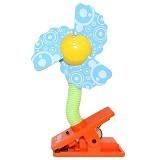 LUCKY BABY Mini Fan Safety Clip [LB 8982] - Blue - Kipas Angin Meja