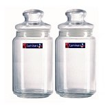 LUMINARC Rondo Jar 0,75 [G2982] - 2pcs - Toples