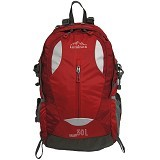 LUMINOX Hiking Backpack 30L [5025] - Red - Tas Carrier / Rucksack