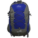LUMINOX Hiking Backpack 40L [5026] - Blue - Tas Carrier / Rucksack