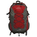 LUMINOX Hiking Backpack 40L [5026] - Red - Tas Carrier / Rucksack