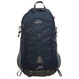 LUMINOX Hiking Backpack [5029 50L] - Navy Blue - Tas Carrier/Rucksack