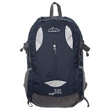LUMINOX Hiking Backpack 30L [5025] - Navy Blue - Tas Carrier/Rucksack
