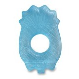 LUSTY BUNNY Pineapple Shape Teether - Blue - Dot Bayi / Pacifier & Teethers
