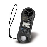 LUTRON 4 In 1 Anemometer LM-8000