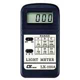 LUTRON Light Meter [LX-101AS] - Alat Ukur Multifungsi