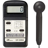 LUTRON UV Light Meter [UV-340A] - Alat Ukur Multifungsi