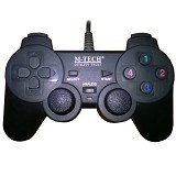 M-TECH Gamepad Double USB - Gaming Pad / Joypad