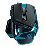 MAD CATZ RAT TE Gaming Mouse - Matte Black (Merchant) - Gaming Mouse