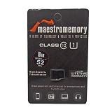 MAESTRO Memory Micro SDHC 8GB - Class 10 (Merchant) - Micro Secure Digital / Micro Sd Card