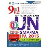 MAGENTA GROUP 9 in 1 plus Top Peringkat Satu UN SMA/MA 2015 - Craft and Hobby Book
