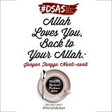 MAGENTA GROUP DSAS Allah Loves You Back To Your Allah - Craft and Hobby Book